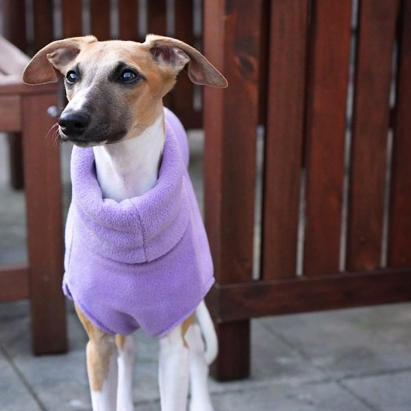 Snood in Lilac