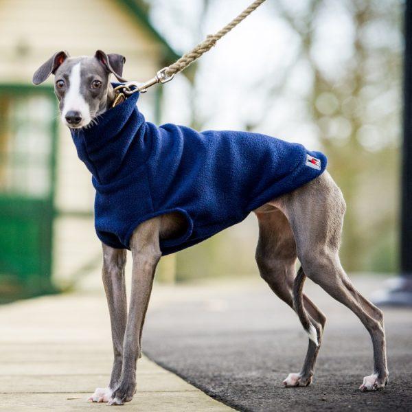 fleece jumper for whippets