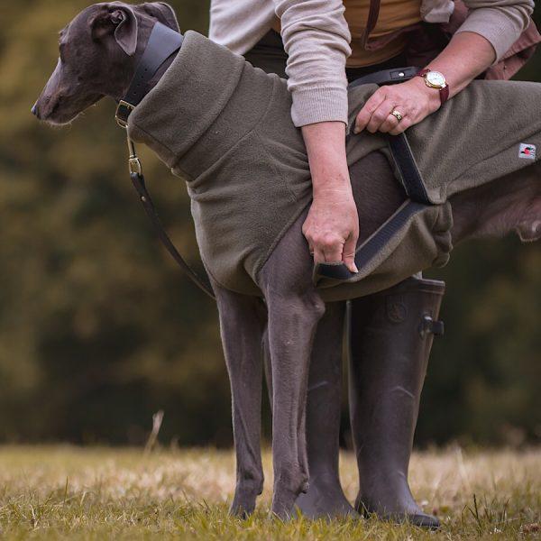 fleece jumper for greyhounds