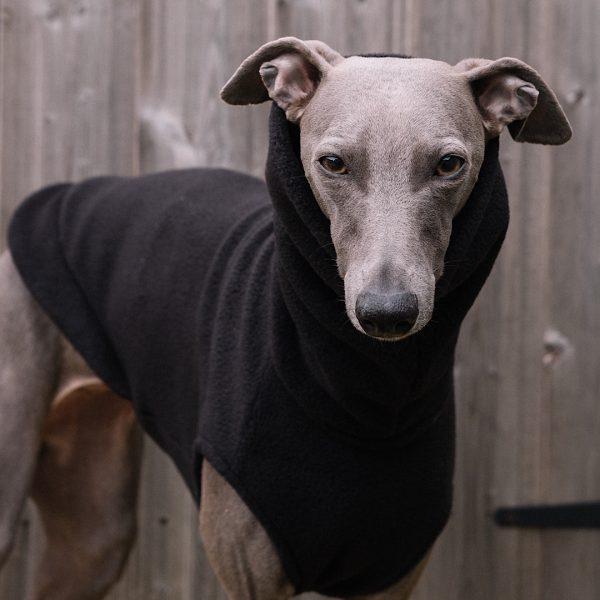 Fleece in Black