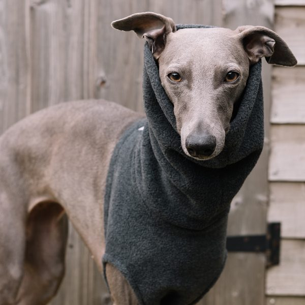 Snood in Charcoal